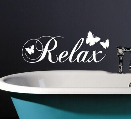 RELAX (WITH BUTTERFLIES)