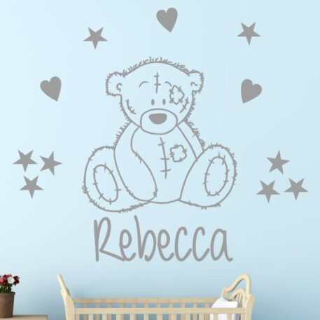TATTY Bear with name